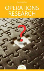 Operations Researchby Knowledge flow【電子書籍】[ Knowledge flow ]