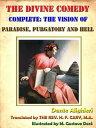 楽天Kobo電子書籍ストアで買える「The Divine Comedy, Complete, Illustrated With Special Commentary [Annotated]【電子書籍】[ Dante Alighieri ]」の画像です。価格は174円になります。