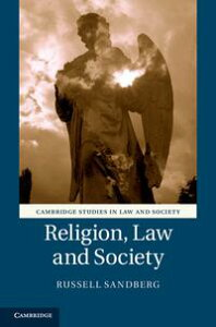 Religion, Law and Society【電子書籍】[ Russell Sandberg ]