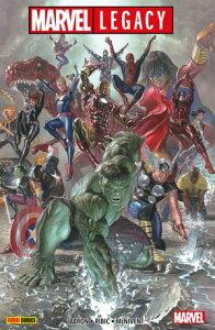 Marvel Legacy【電子書籍】[ Jason Aaron ]