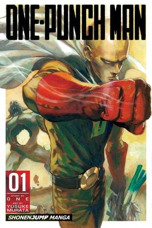 洋書, FAMILY LIFE & COMICS One-Punch Man, Vol. 1 ONE