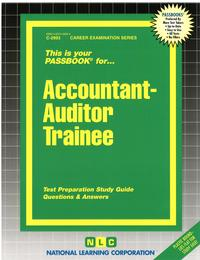 Accountant-Auditor TraineePassbooks Study Guide【電子書籍】[ National Learning Corporation ]