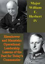 楽天Kobo電子書籍ストアで買える「Eisenhower And Manstein: Operational Leadership Lessons Of The Past For Today's Commanders【電子書籍】[ Major William E. Herbert IV ]」の画像です。価格は119円になります。