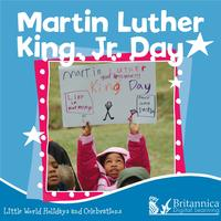 Martin Luther King, Jr. Day【電子書籍】[ M.C. Hall ]