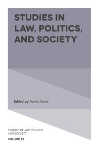 Studies in Law, Politics, and Society【電子書籍】[ Austin Sarat ]