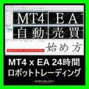 『 MT4(メタトレーダー4)にEA(エキスパートアドバイザー)をセットして、PCにFX24時間自動売買システムトレードをさせて不労所得を得る方法 』 - (改訂4版 2019.11.19 / 19.Nov.2019 4th Edit【電子書籍】