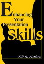 楽天Kobo電子書籍ストアで買える「Enhancing Your Presentation Skills【電子書籍】[ Till K. Kahrs ]」の画像です。価格は406円になります。