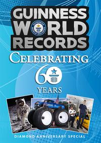 洋書, FAMILY LIFE & COMICS Guinness World Records: Celebrating 60 Years Guinness World Records