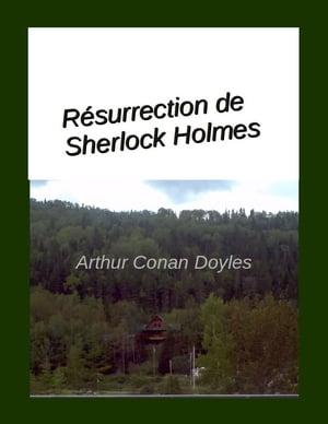 洋書, FICTION & LITERTURE R?surrection de Sherlock Holmes Arthur Conan Doyle