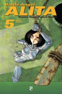 洋書, FAMILY LIFE & COMICS Battle Angel Alita - Gunnm Hyper Future Vision vol. 05 Yukito Kishiro