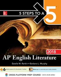 5 Steps to a 5: AP English Literature 2018【電子書籍】[ Estelle M. Rankin ]