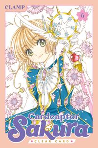洋書, FAMILY LIFE & COMICS Cardcaptor Sakura: Clear Card 6 CLAMP