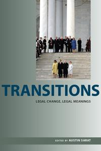 TransitionsLegal Change, Legal Meanings【電子書籍】[ Akhil Reed Amar ]