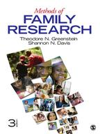 Methods of Family Research【電子書籍】[ Theodore N. Greenstein ]