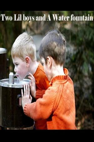 洋書, FAMILY LIFE & COMICS Two Lil Boys and A Water Fountain Johnny Buckingham