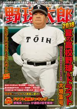野球太郎 No.027 2018夏の高校野球&ドラフト特集号【電子書籍】