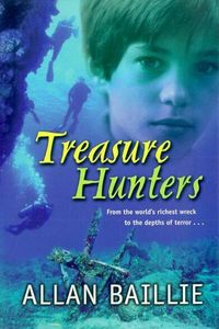 Treasure Hunters【電子書籍】[ Allan Baillie ]