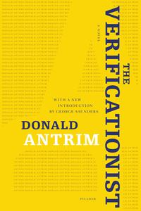The VerificationistA Novel【電子書籍】[ Donald Antrim ]