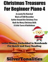 Christmas Treasures for Beginner Piano 4【電子書籍】[ Silver Tonalities ]