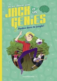 洋書, BOOKS FOR KIDS Jack et les g?nies , Tome 03Perdus dans la jungle ! Gregory MONE