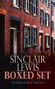 楽天Kobo電子書籍ストアで買える「Sinclair Lewis Boxed Set ? 16 titles in One VolumeBabbitt, Main Street, The Trail of the Hawk, Moths in the Arc Light, Nature, Inc., The Cat of the Stars and more【電子書籍】[ Sinclair Lewis ]」の画像です。価格は150円になります。