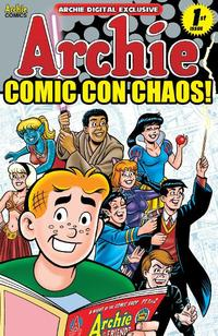 Pep Digital Vol. 014: Archie's Comic-Con Chaos!【電子書籍】[ Archie Superstars ]