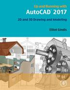 Up and Running with AutoCAD 20172D and 3D Drawing and Modeling【電子書籍】[ Elliot J. Gindis ]