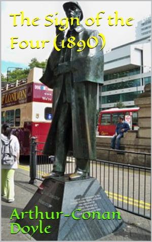 洋書, FICTION & LITERTURE The Sign of the Four (1890) Arthur Conan Doyle