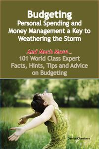 Budgeting - Personal Spending and Money Management a Key to Weathering the Storm - And Much More - 101 World Class Expert Facts, Hints, Tips and Advice on Budgeting【電子書籍】[ Denise Chambers ]