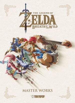 洋書, FAMILY LIFE & COMICS The Legend of Zelda ? Breath of the Wild ? Master Works Nintendo