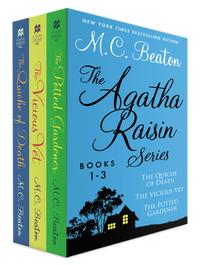 The Agatha Raisin Series, Books 1-3The Quiche of Death, The Vicious Vet, and The Potted Gardener【電子書籍】[ M. C. Beaton ]