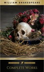 The Complete Works of William Shakespeare: Hamlet, Romeo and Juliet, Macbeth, Othello, The Tempest, King Lear, The Merchant of Venice, A Midsummer Night's ... Julius Caesar, The Comedy of Errors…【電子書籍】[ William Shakespeare ]