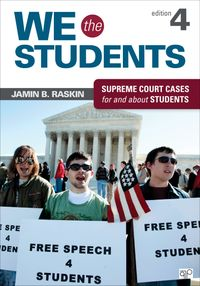 We the StudentsSupreme Court Cases for and about Students【電子書籍】[ Jamin B. Raskin ]