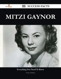 Mitzi Gaynor 111 Success Facts - Everything you need to know about Mitzi Gaynor【電子書籍】[ Nancy Durham ]