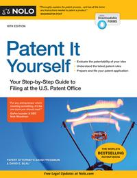 Patent It YourselfYour Step-by-Step Guide to Filing at the U.S. Patent Office【電子書籍】[ David Pressman, Attorney ]