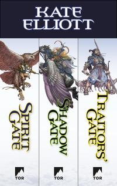 The Crossroads SeriesSpirit Gate, Shadow Gate, Traitors' Gate【電子書籍】[ Kate Elliott ]