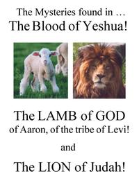 The Mysteries Found in The Blood of Yeshua!The Lamb of God, of Aaron, of the Tribe of Levi! And The Lion of Judah!【電子書籍】[ Richard Aaron Honorof ]
