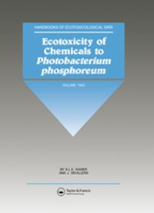 Ecotoxicity of Chemicals to Photobacterium Phosphoreum【電子書籍】