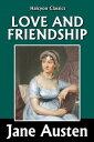 楽天Kobo電子書籍ストアで買える「Love and Friendship and Other Early Works by Jane Austen【電子書籍】[ Jane Austen ]」の画像です。価格は89円になります。