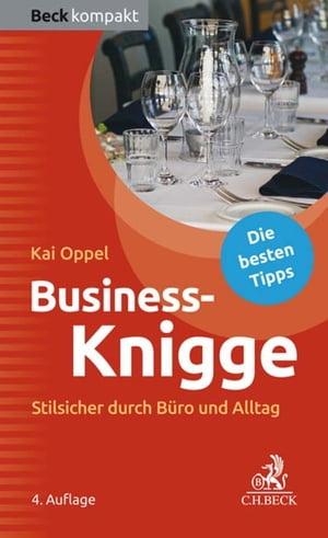 洋書, BUSINESS & SELF-CULTURE Business-Knigge Stilsicher durch B?ro und Alltag Kai Oppel