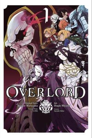 洋書, FAMILY LIFE & COMICS Overlord, Vol. 1 (manga) Kugane Maruyama