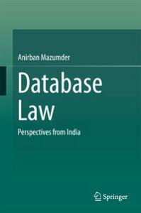 Database LawPerspectives from India【電子書籍】[ Anirban Mazumder ]