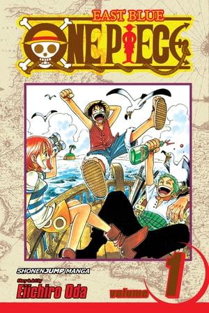 洋書, FAMILY LIFE & COMICS One Piece, Vol. 1 Romance Dawn Eiichiro Oda