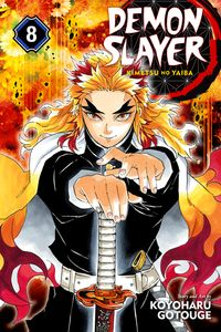 洋書, FAMILY LIFE & COMICS Demon Slayer: Kimetsu no Yaiba, Vol. 8The Strength of the Hashira Koyoharu Gotouge