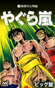 やぐら嵐 第5巻 優勝決定戦編【電子書籍】[ ビッグ錠 ]