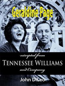 Geraldine Page【電子書籍】[ John DiLeo ]