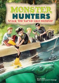 Track the Turtle Lake Monster【電子書籍】[ Jan Fields ]