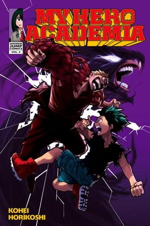 洋書, FAMILY LIFE & COMICS My Hero Academia, Vol. 9 My Hero Kohei Horikoshi