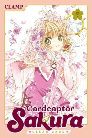 洋書, FAMILY LIFE & COMICS Cardcaptor Sakura: Clear Card 7 CLAMP