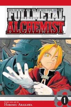 洋書, FAMILY LIFE & COMICS Fullmetal Alchemist, Vol. 1 Hiromu Arakawa